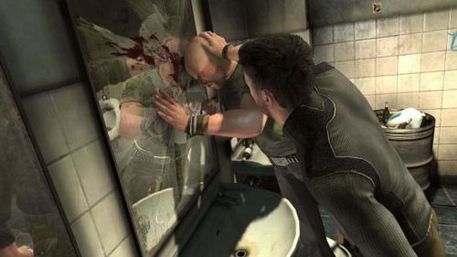 Скриншот к игре Tom Clancy's Splinter Cell: Conviction
