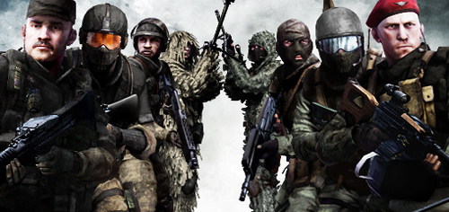 Kit Upgrade DLC для Battlefield: Bad Company 2