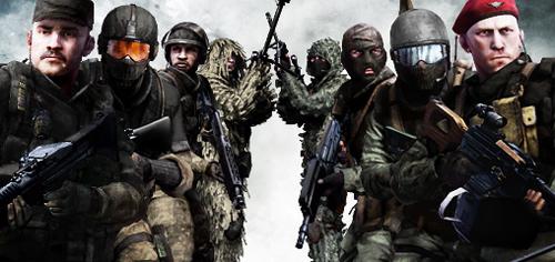 Kit Upgrade DLC для Battlefield: Bad Company 2