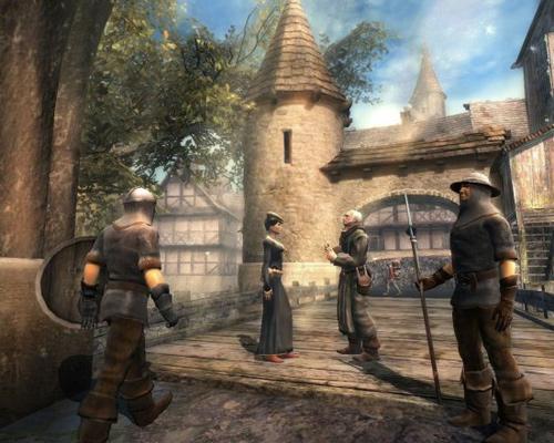Скриншот к игре «Drakensang: Река времени»