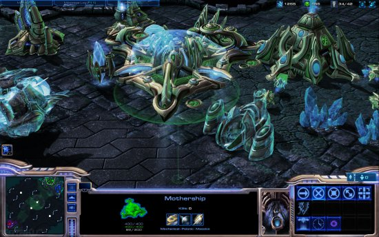 StarCraft II обзаведется редактором карт
