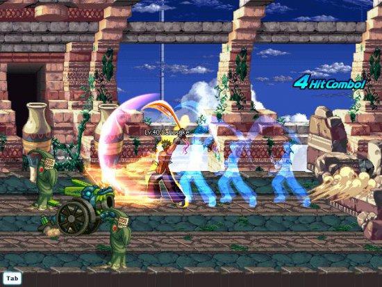 Новые классы героев в Dungeon Fighter Online