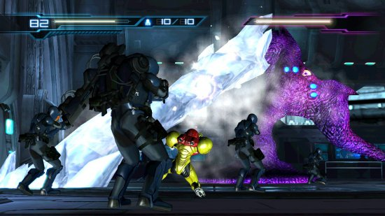 Metroid: Other M задерживается