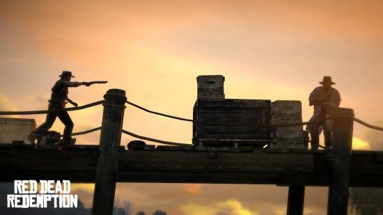 ESRB поставили Red Dead Redemption рейтинг M