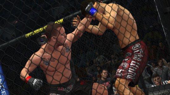 Ранний доступ к демо UFC Undisputed 2010
