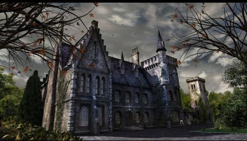 Скриншот к игре Gray Matter