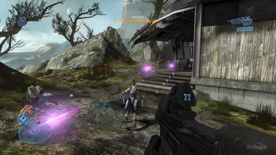 Проблемы с бета версией Halo: Reach
