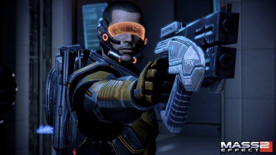 Equalizer Pack для Mass Effect 2