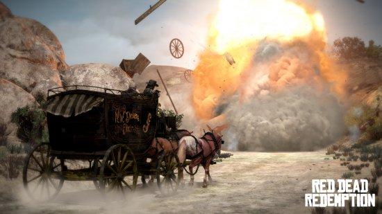 Бесплатный DLC для Red Dead Redemption