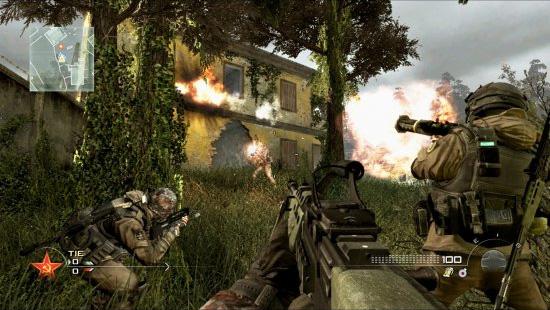 Второй пакет карт для Modern Warfare 2