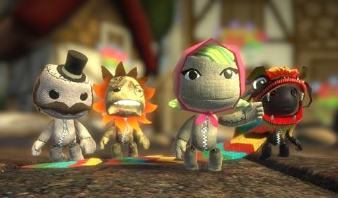 LittleBigPlanet 2 точно появится