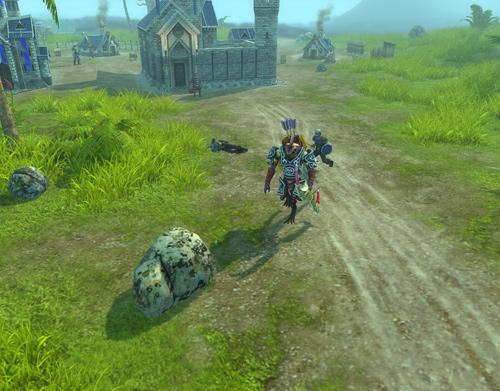 Скриншот к игре Majesty 2: Битвы Ардании