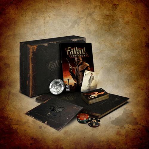Коллекционное издание Fallout: New Vegas