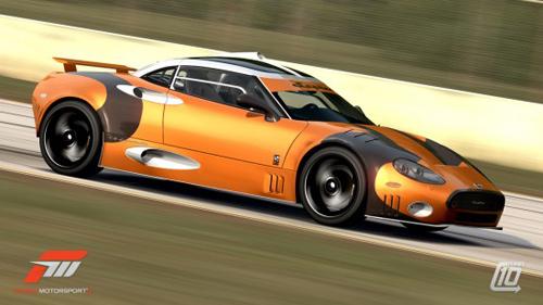 DLC для Forza Motorsport 3