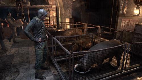 Скриншот к игре Metro 2033