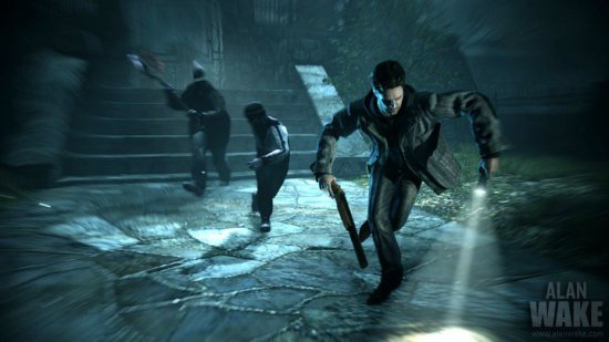 Дата выхода первого DLC для Alan Wake