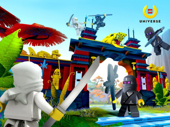 Стоимость подписки в LEGO Universe