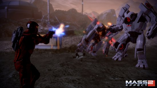 Патч для Mass Effect 2 на Xbox 360
