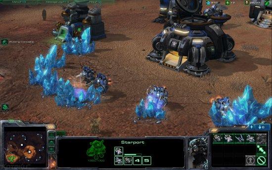 Бета тестирование StarCraft II заканчивается