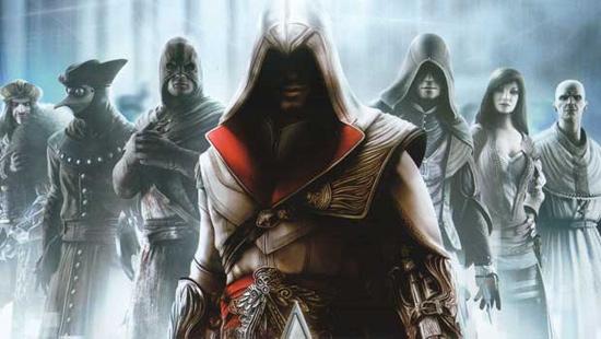 Бета версия Assassin's Creed: Brotherhood