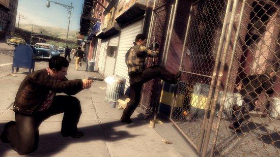 Реалистичная физика в Mafia II
