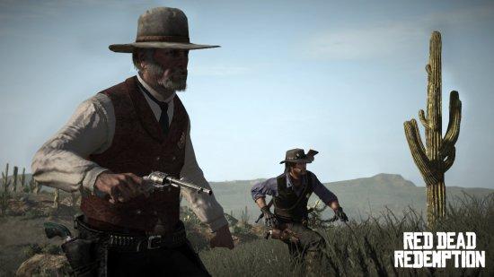 Kill a Rockstar в Red Dead Redemption