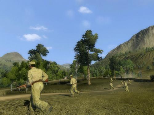 Скриншот к игре «Искусство войны. Корея»