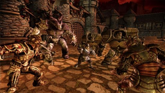 Патч для PS3 версии Dragon Age: Origins
