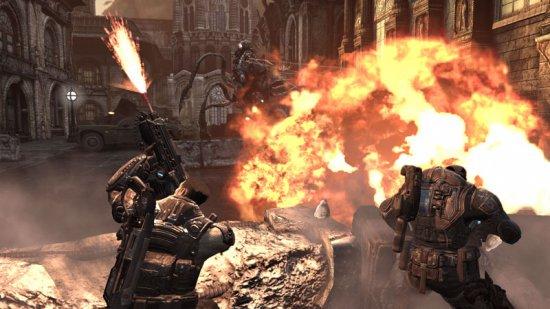 Шестое обновление Gears of War 2