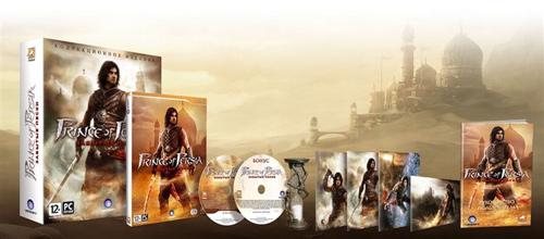 Коллекционное издание «Prince of Persia: Забытые пески»