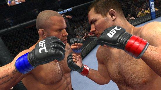 Код доступа в онлайн для UFC Undisputed 2010