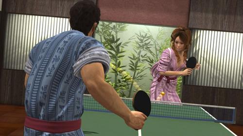 Скриншот к игре «Yakuza 4»