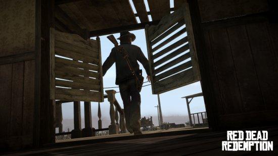 Вышел патч для Red Dead Redemption