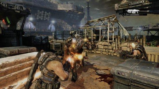Новые скриншоты Gears of War 3