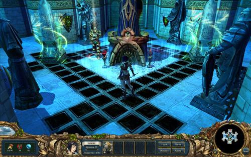 Скриншот к игре King's Bounty: Перекрестки миров