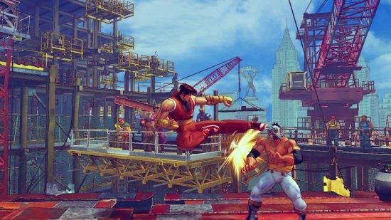 Исправление багов в Super Street Fighter IV