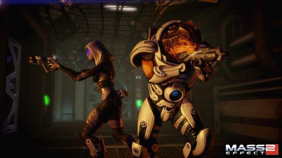 Официально объявлена экранизация Mass Effect