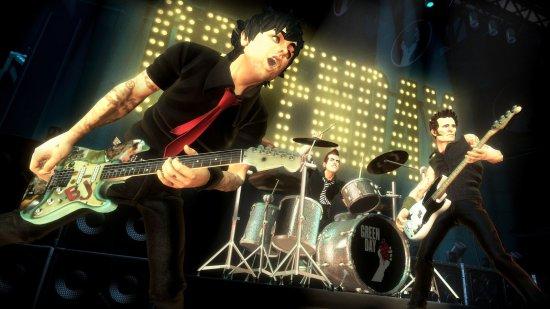 Появилась демо-версия Green Day: Rock Band