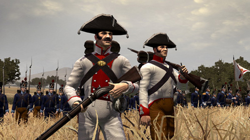 Скриншот к игре Napoleon: Total War - The Peninsular Campaign