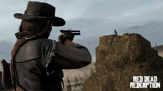 Новые трофеи в Red Dead Redemption
