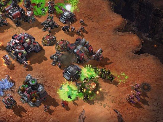 Бета тестирование StarCraft 2 продолжено