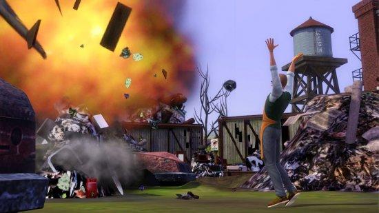 The Sims 3: Ambitions уже в продаже