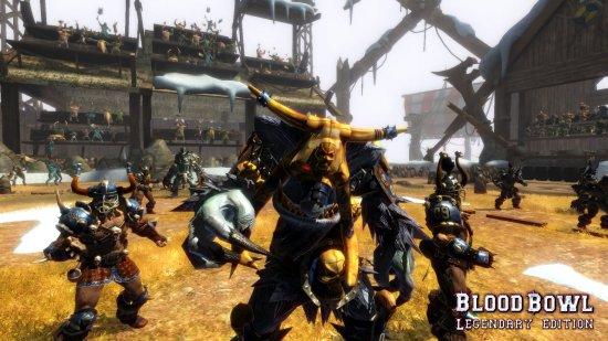 Blood Bowl: Legendary Edition – новая раса Norse