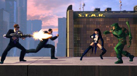 Дата выхода DC Universe Online
