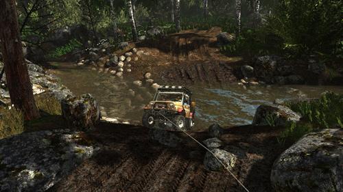 Скриншот к игре Полный привод 3