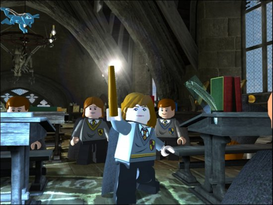 Демоверсия LEGO Harry Potter: Years 1-4