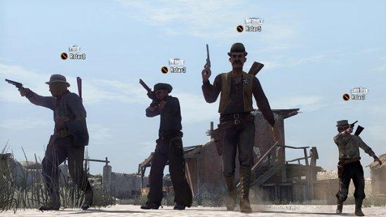 Co-Op Pack для Red Dead Redemption