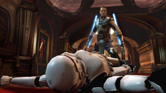Новые скриншоты The Force Unleashed II