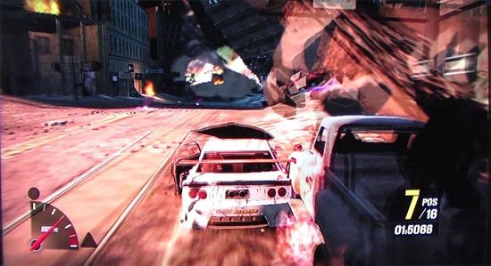 Первые скриншоты Motorstorm 3
