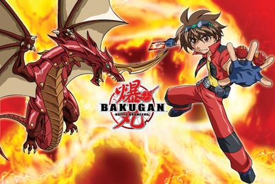Объявлена следующая игра в серии Bakugan